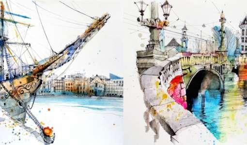Kompakt: Sketching Stockholm